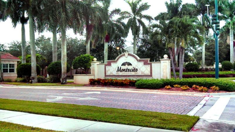Montecito Entrance Palm Beach Gardens 33418 Martin Group