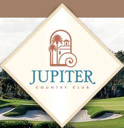 Jupiter Golf Country Club FL Logo Martin Group flpalmbeach.com