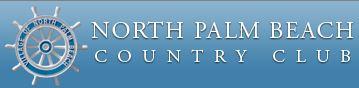 North Palm Beach Golf Country Club Palm Beach Gardens FL logo Martin Group Real Estate flpalmbeach.com