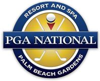 PGA National Resort Golf Country Club Palm Beach Gardens FL logo Martin Group Real Estate flpalmbeach.com