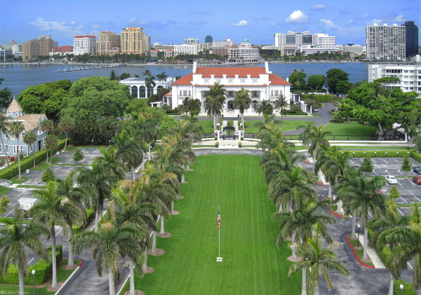 Flagler Museum Intracoastal flpalmbeach.com Martin Group Homes For Sale