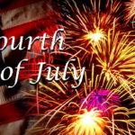 July 4th Flag Fireworks Image - flpalmbeach.com - Martin Group