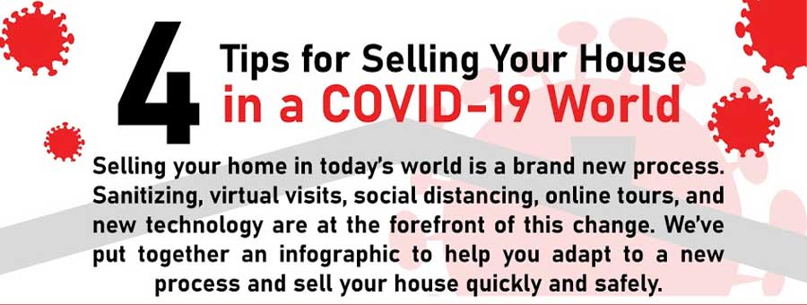 4 Tips for Selling Your House in Covid-19 World Block 1