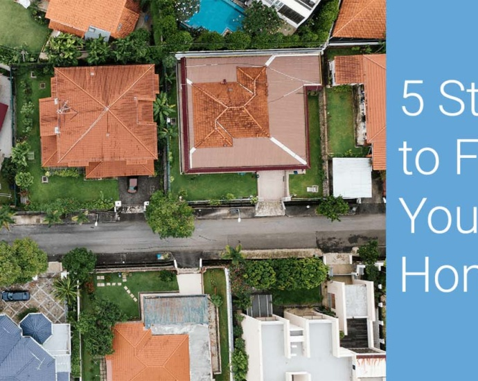 5 Steps to Finding Your Next Home Rooftops Grass Image 1400x700