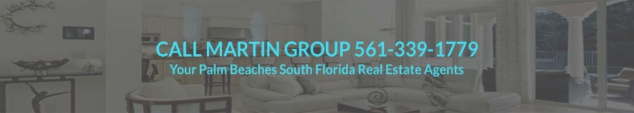 Call Martin Group 5613391779 Great Room Gray Overlay Aqua Letters 1400x350