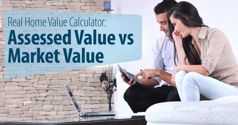 Homes Assessed Value vs Homes Market Value flpalmbeach.com Martin Group Real Estate Keller Williams Palm Beaches Blog Image