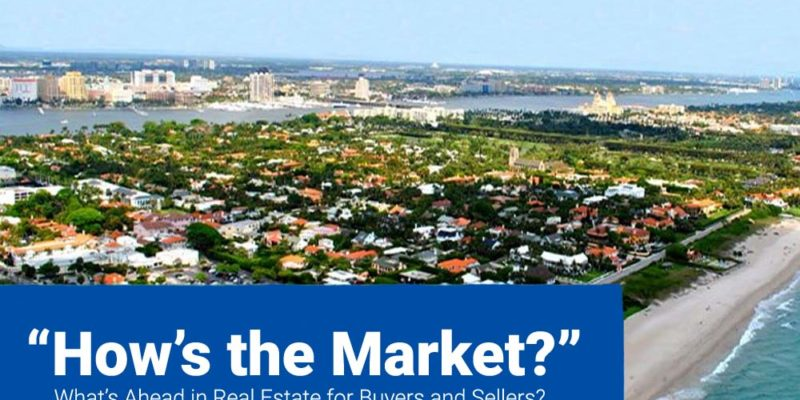 Hows the Market Whats Ahead in Real Estate for Buyers and Sellers Image