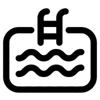 Swimming Pool Icon Image