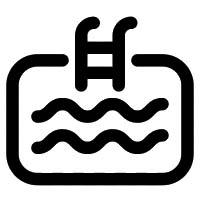 Swimming Pool Icon Image