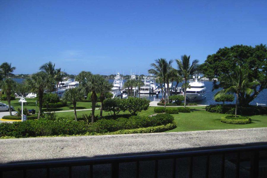 Old Port Cove Condo Intracoastal Marina View From Balcony5 FLPalmBeach Martin Group Real Estate Image
