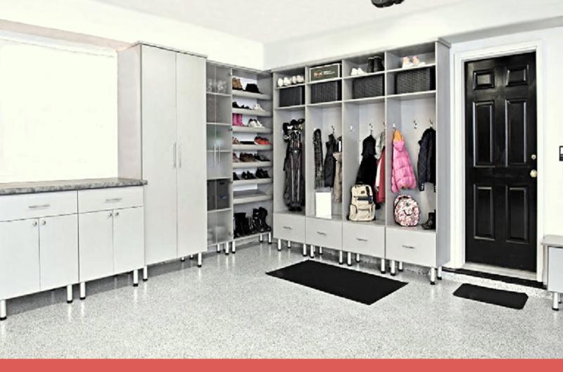 Organization Upgrades Joy for Buyers Garage Storage flpalmbeach.com Martin Group Homes