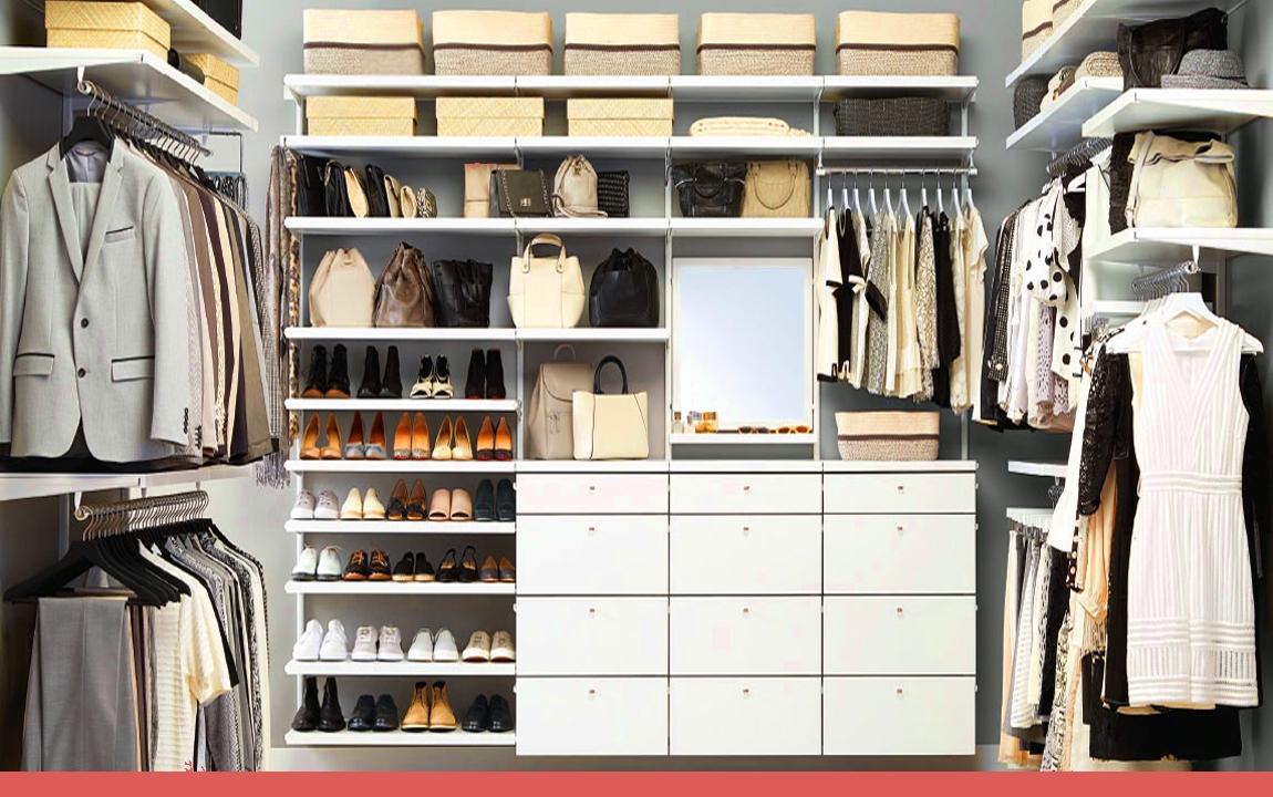 Organization Upgrades Joy for Buyers Master Closet Storage flpalmbeach.com Martin Group Homes