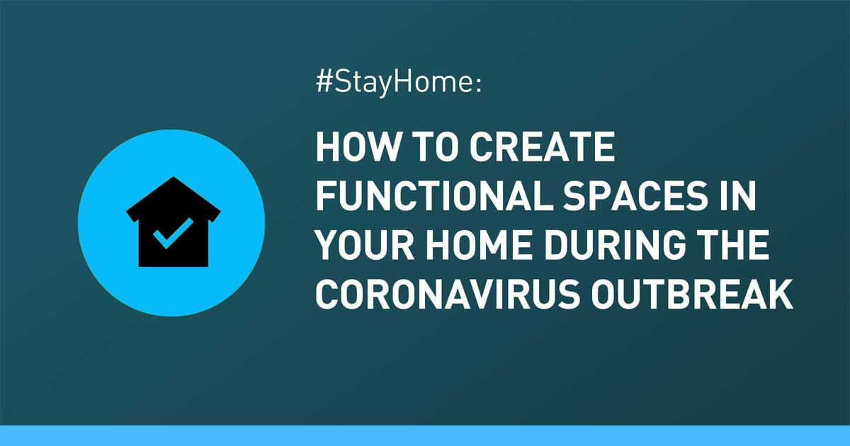Stay Home Coronavirus Tips 1200x600