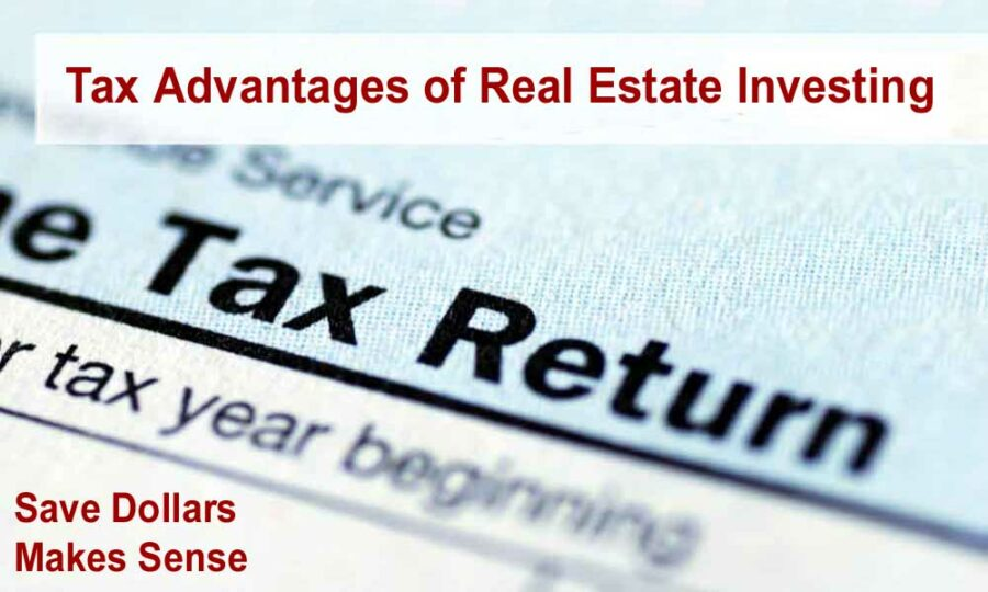 Tax Advantages of Real Estate Investing 1000x600 Image