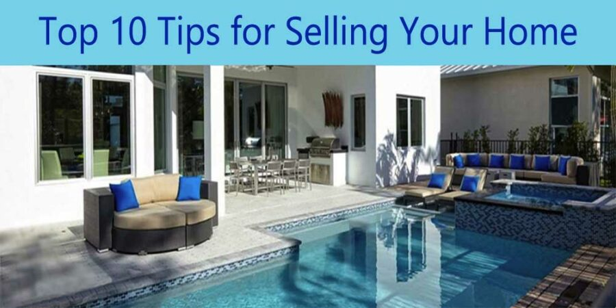 Top 10 Tips For Selling Your Home Image
