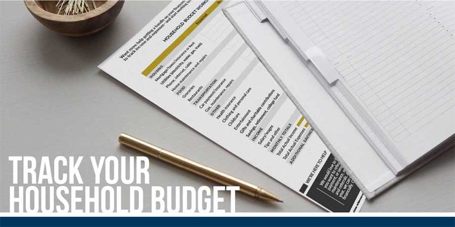 Ways to Save Money Track Your Household Budget 900x450