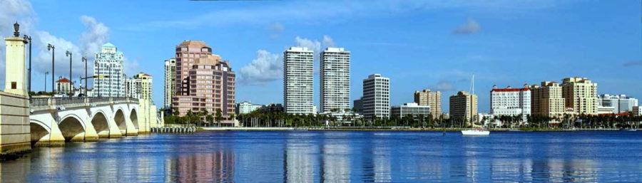 West Palm Beach Bridge FLPalmBeach Martin Group Palm Beaches Real Estate 1400x400 Image