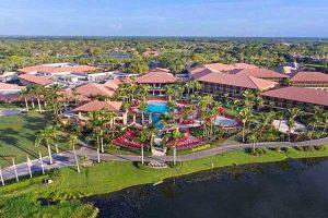 PGA National Resort Country Club Pool FLPalmBeach Martin Group Real Estate Palm Beach Gardens